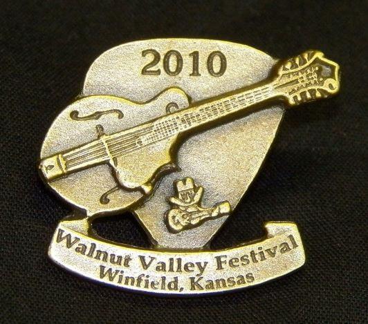 2010 Hat Pin