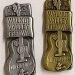 """2014 Hat Pin """"Walnut Valley Festival, Winfield, Kansas"""""""
