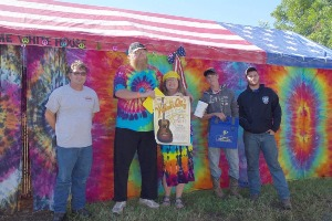 The White House Campsite | Walnut Valley Festival