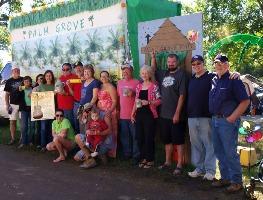Palm Grove Campsite | Walnut Valley Festival