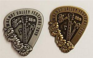 "2019 Hat Pin ""48th Walnut Valley Festival, 2019"""