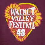 Official 2019 Walnut Valley Festival Worker T-Shirt