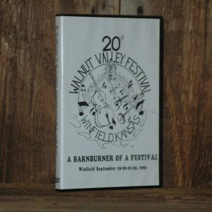 Walnut Valley Festival 20th Anniversary DVD