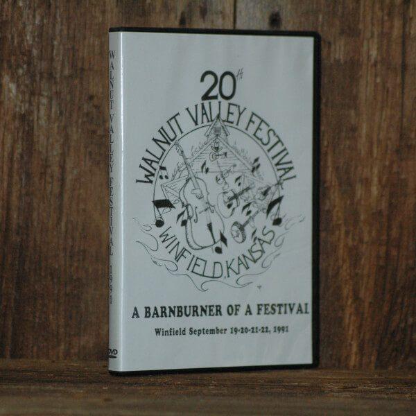 Walnut Valley Festival 20th Anniversary DVD