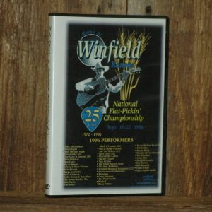 Walnut Valley Festival 25th Anniversary DVD