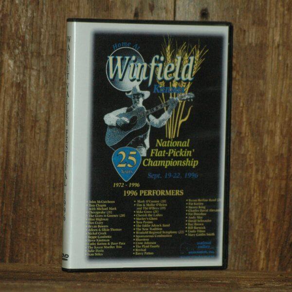 Walnut Valley Festival 25th Anniversary DVD
