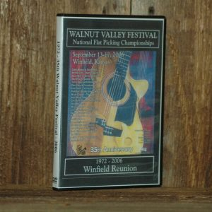 Walnut Valley Festival 35th Anniversary DVD