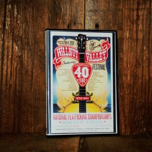 Walnut Valley Festival 40th Anniversary DVD