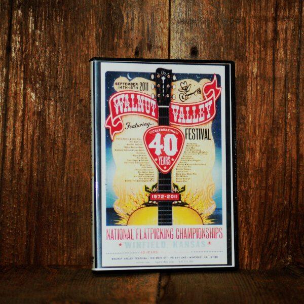 Walnut Valley Festival 40th Anniversary DVD