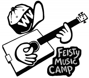 Feisty Music Camp Logo