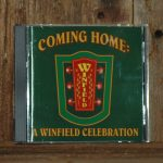 """""""Coming Home: A Winfield Celebration"""" CD Cover"""