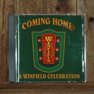 """Coming Home: A Winfield Celebration"" CD Cover"