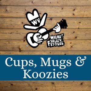 Cups, Mugs, & Koozies