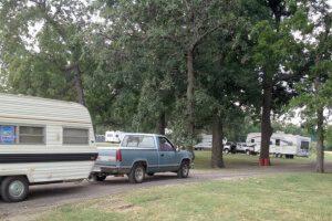 Picking A Campsite