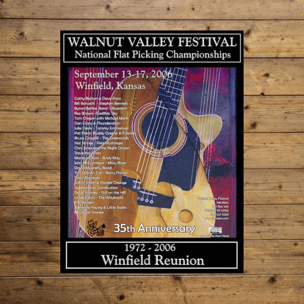 Walnut Valley Festival - 2006